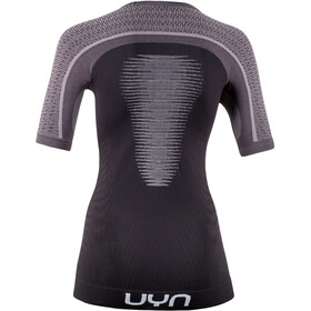 UYN Marathon OW T-Shirt Dames, blackboard/charcoal/white